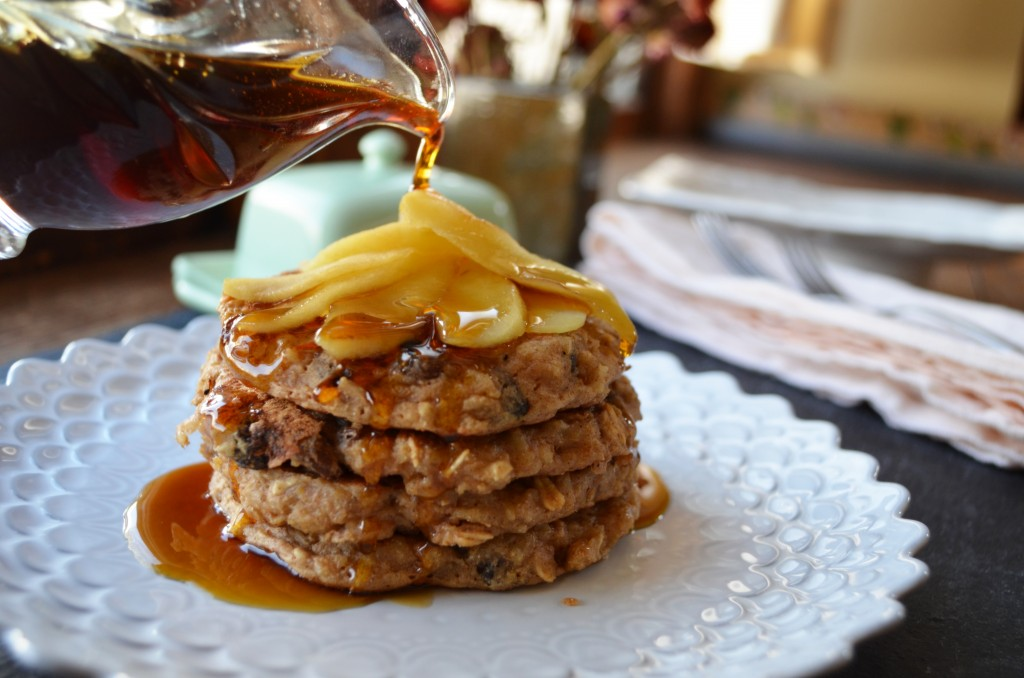 Oatmeal Griddle Cakes