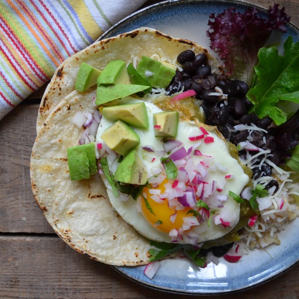 Huevos Rancheros 2